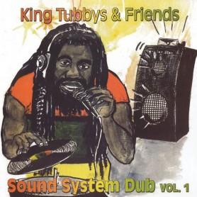 (LP) KING TUBBYS & FRIENDS - SOUND SYSTEM DUB VOL 1