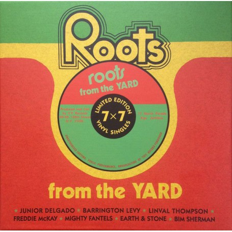 "(7x7"" Box Set) ROOTS FROM THE YARD"