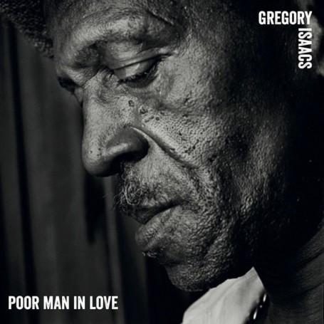 """(12"""") GREGORY ISAACS - POOR MAN IN LOVE / POOR MAN IN LOVE DUB"""