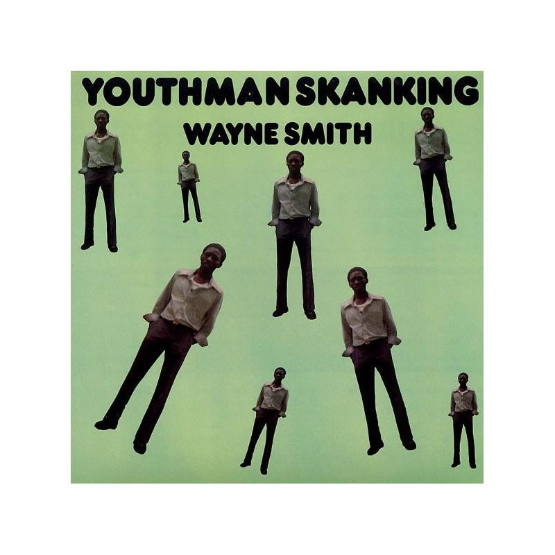 (LP) WAYNE SMITH - YOUTHMAN SKANKING