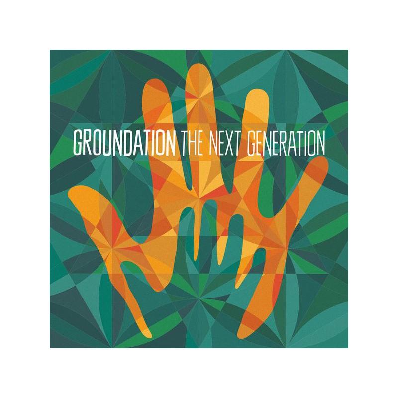 (2xLP) GROUNDATION - THE NEXT GENERATION