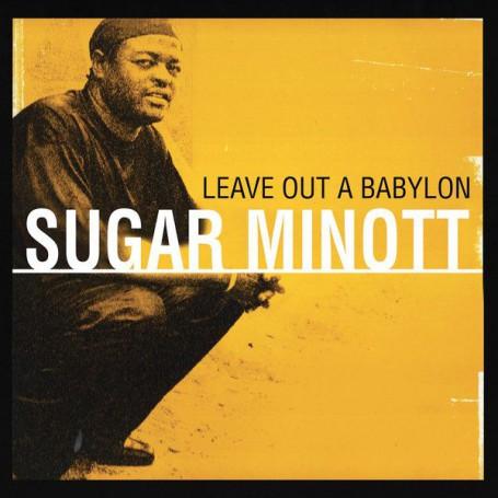 (2xLP) SUGAR MINOTT - LEAVE OUT A BABYLON