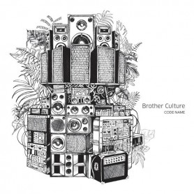 (LP) BROTHER CULTURE - CODE NAME