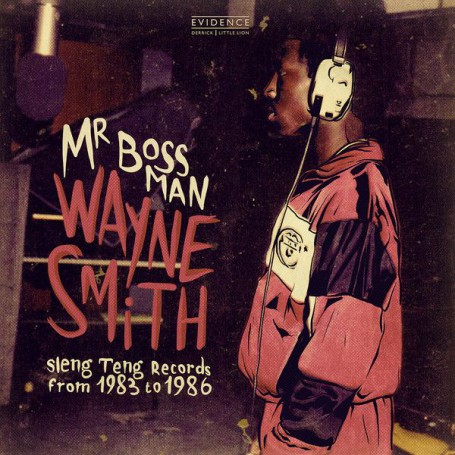 (LP) WAYNE SMITH - MR BOSSMAN