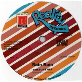 "(12"") CULTURE PEE - RAIN RAIN / VERSION"