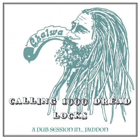 (LP) VARIOUS ARTISTS - CALLING ONE THOUSAND DREAD LOCKS