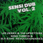 (LP) LEE PERRY & THE UPSETTERS, KING TUBBY, SLY & THE REVOLUTIONARIES - SENSI DUB 2