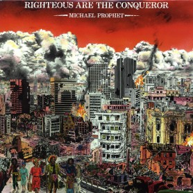 (LP) MICHAEL PROPHET - RIGHTEOUS ARE THE CONQUEROR