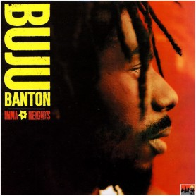 (LP) BUJU BANTON - INNA HEIGHTS
