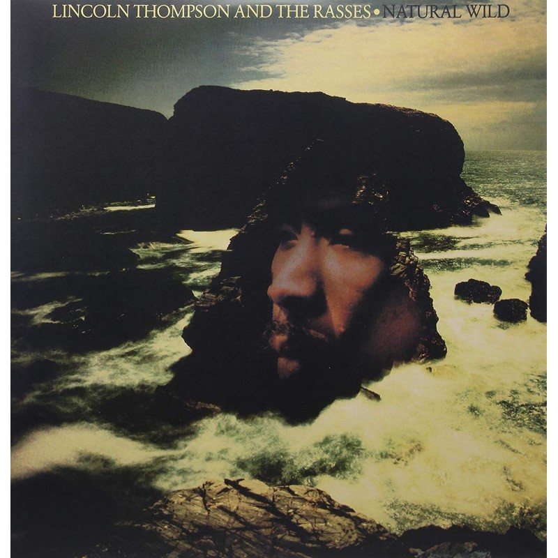 (LP) LINCOLN THOMPSON AND THE RASSES - NATURAL WILD
