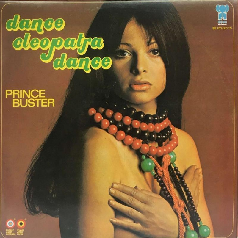 (LP) PRINCE BUSTER - DANCE CLEOPATRA DANCE