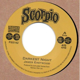 "(7"") JAMES EASTWOOD - DARKEST NIGHT / AUGUSTUS PABLO - THE RED SEA"
