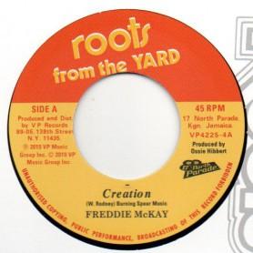 "(7"") FREDDIE MCKAY - CREATION / I-MAN"
