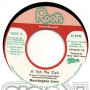 "(7"") BARRINGTON LEVY - A YAH ME DEH / ROOTS RADICS - A YAH ME DEH (Version)"