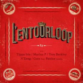 "(12"") L'ENTOURLOUP - EP with Tippa Irrie, Marina P, Troy Berkley..."