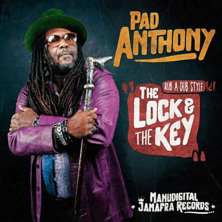 """(12"""") PAD ANTHONY - THE LOCK AND THE KEY"""