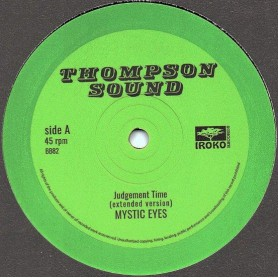 "(12"") MYSTIC EYES - JUDGEMENT TIME (Extended) / FREDDIE McKAY - TRIBAL INA YARD"
