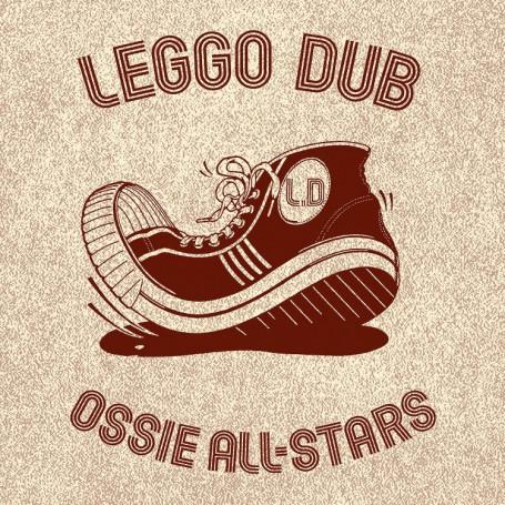 (LP) OSSIE ALL STARS - LEGGO DUB