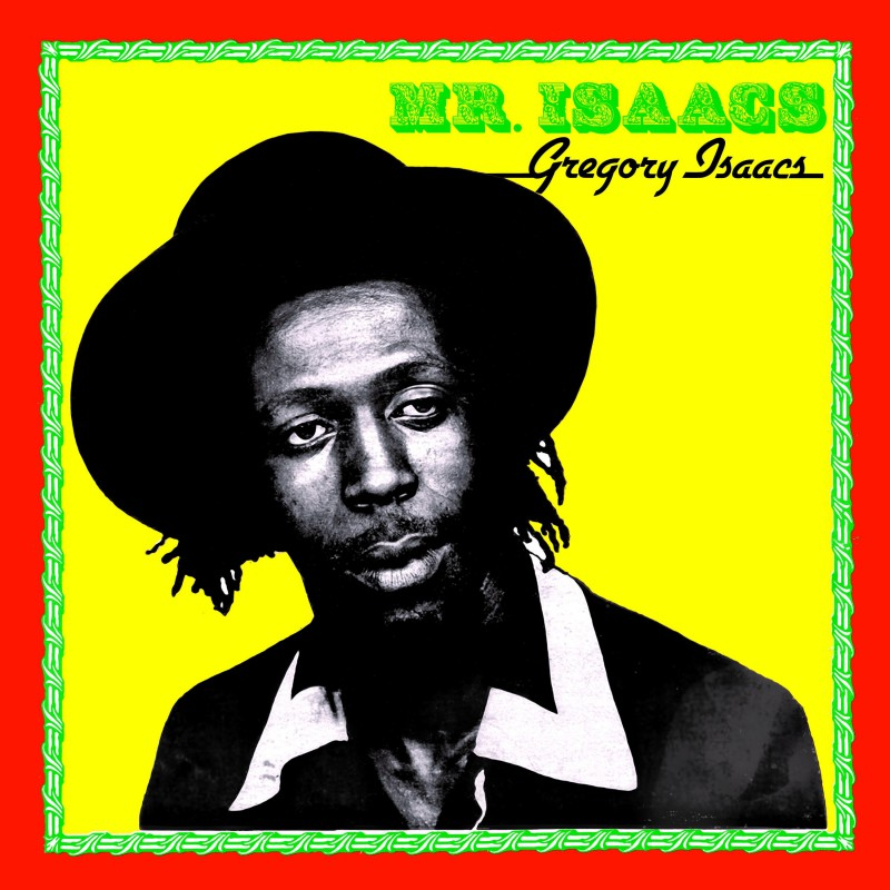 (LP) GREGORY ISAACS - MR ISAACS (Remastered)