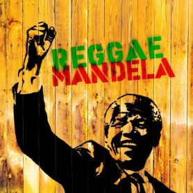 (LP) VARIOUS ARTISTS - REGGAE MANDELA