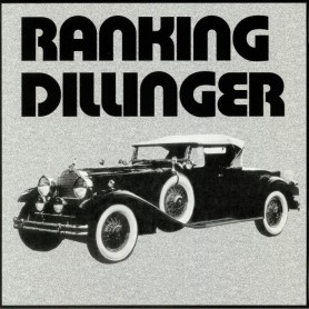 (LP) RANKING DILLINGER - NONE STOP DISCO STYLE