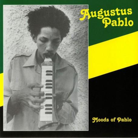 (LP) AUGUSTUS PABLO - MOODS OF PABLO