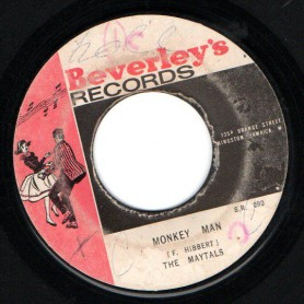 "(7"") THE MAYTALS - MONKEY MAN / DAY AND NIGHT"