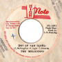 """(7"""") THE MELODIANS - DRY UP YUH TEARS / THE SKY NATIONS - DRY DUB"""