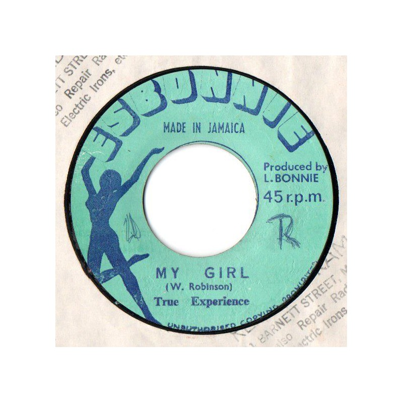 TRUE EXPERIENCE - MY GIRL / EBONNIE ALL STARS - VERSION