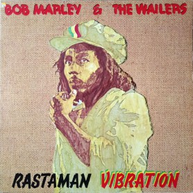 (LP) BOB MARLEY & THE WAILERS - RASTAMAN VIBRATION