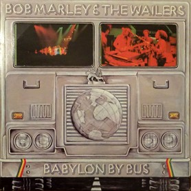 (LP) BOB MARLEY & THE WAILERS - BABYLON BY BUS