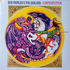 (LP) BOB MARLEY & THE WAILERS - CONFRONTATION