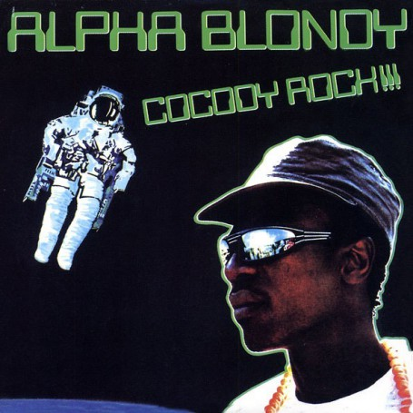 (LP) ALPHA BLONDY - COCODY ROCK