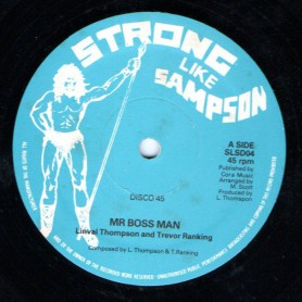 """(12"""") MISTY IN ROOTS - SEE THEM AH COME / HOW LONG JAH"""