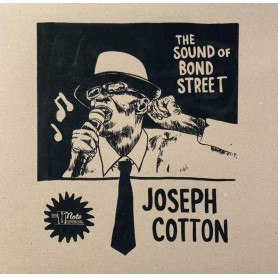 (LP) JOSEPH COTTON - THE SOUND OF BOND STREET