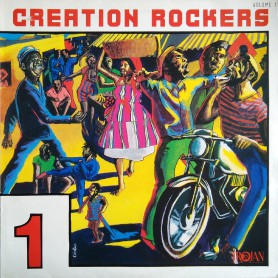 (LP) VARIOUS ARTISTS - CREATION ROCKERS VOL. 1