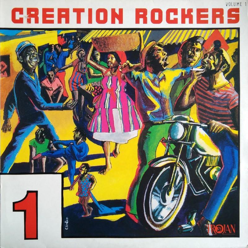 (LP) VARIOUS ARTISTS - CREATION ROCKERS VOL. 1