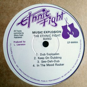 (LP) THE ETHNIC FIGHT BAND - MUSIC EXPLOSION