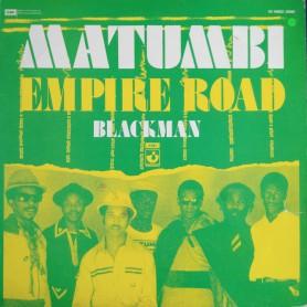 """(12"""") MATUMBI - EMPIRE ROAD / BLACK MAN"""