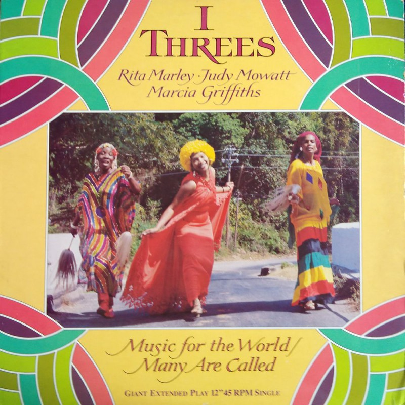 """(12"""") I THREES - MUSIC FOR THE WORLD / MANY ARE CALLED"""