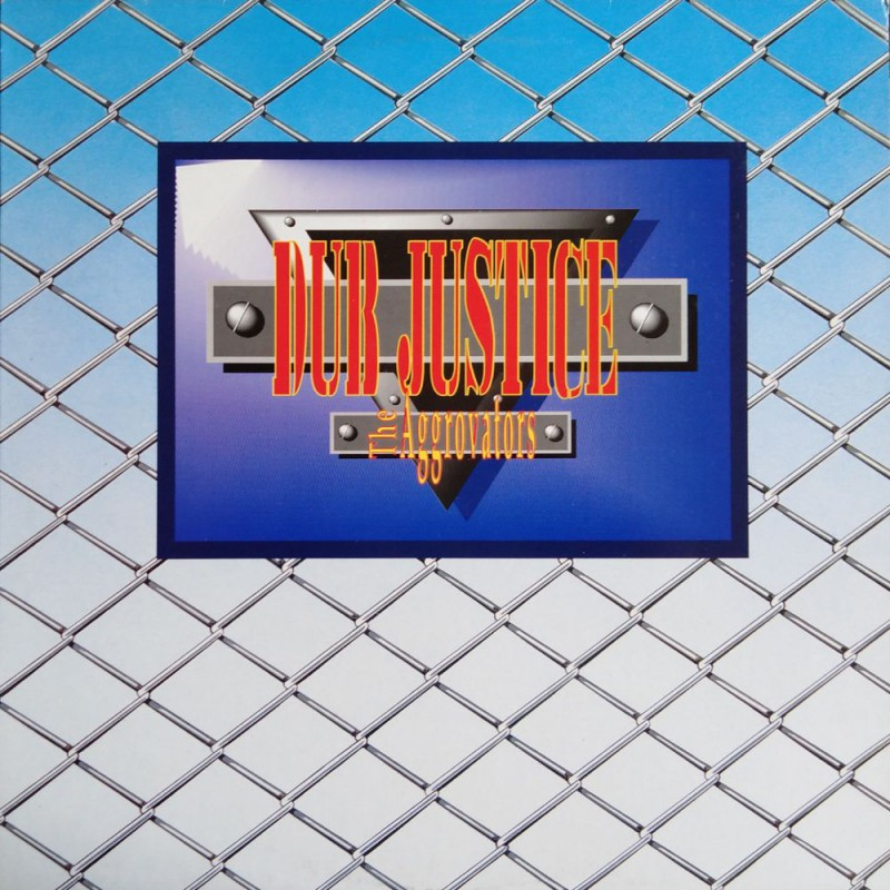 (LP) THE AGGROVATORS - DUB JUSTICE