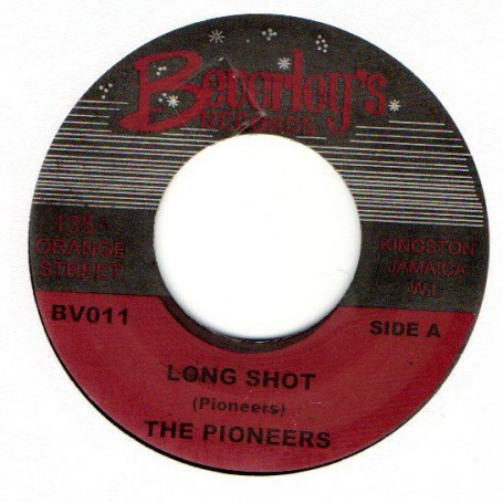 "(7"") THE PIONEERS - LONG SHOT / VERSION"