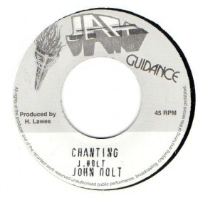 "(7"") JOHN HOLT - CHANTING / I GOT CAUGH"