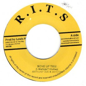 "(7"") ANTHONY QUE & SKYCRU - MOVE UP TIME / JOSEPH COTTON - VIBRATOR"