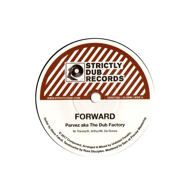 "(7"") EARL SIXTEEN - RIGHTEOUS GROOVE / BISWEED & CHAOZLEVEL - RIGHTEOUS MELODICA"