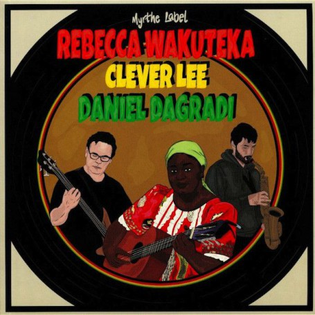 "(12"") REBECCA WAKUTEKA & CLEVER LEE - FREE / DANIEL DAGRADI - 5th DAN"