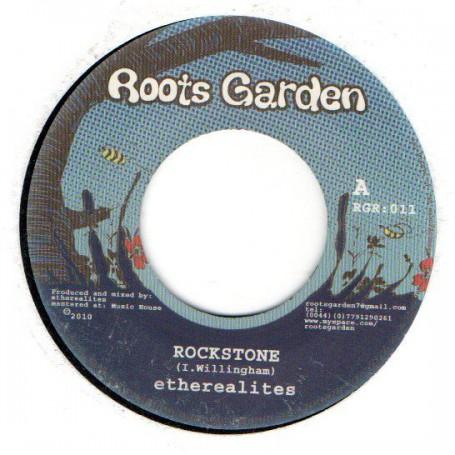 "(7"") ETHEREALITES - ROCKSTONE / ROCK A SHAKA"