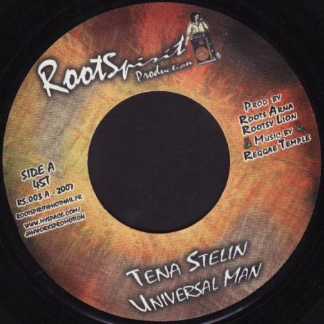 "(7"") TENA STELIN - UNIVERSAL MAN / VERSION"