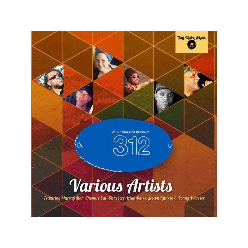 (LP) VARIOUS ARTISTS - YOUNG WARRIOR PRESENTS 312
