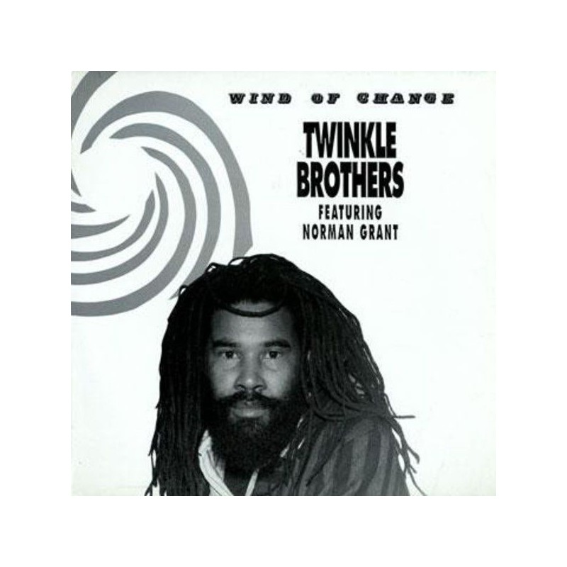 (LP) TWINKLE BROTHERS FEATURING NORMAN GRANT - WIND OF CHANGE